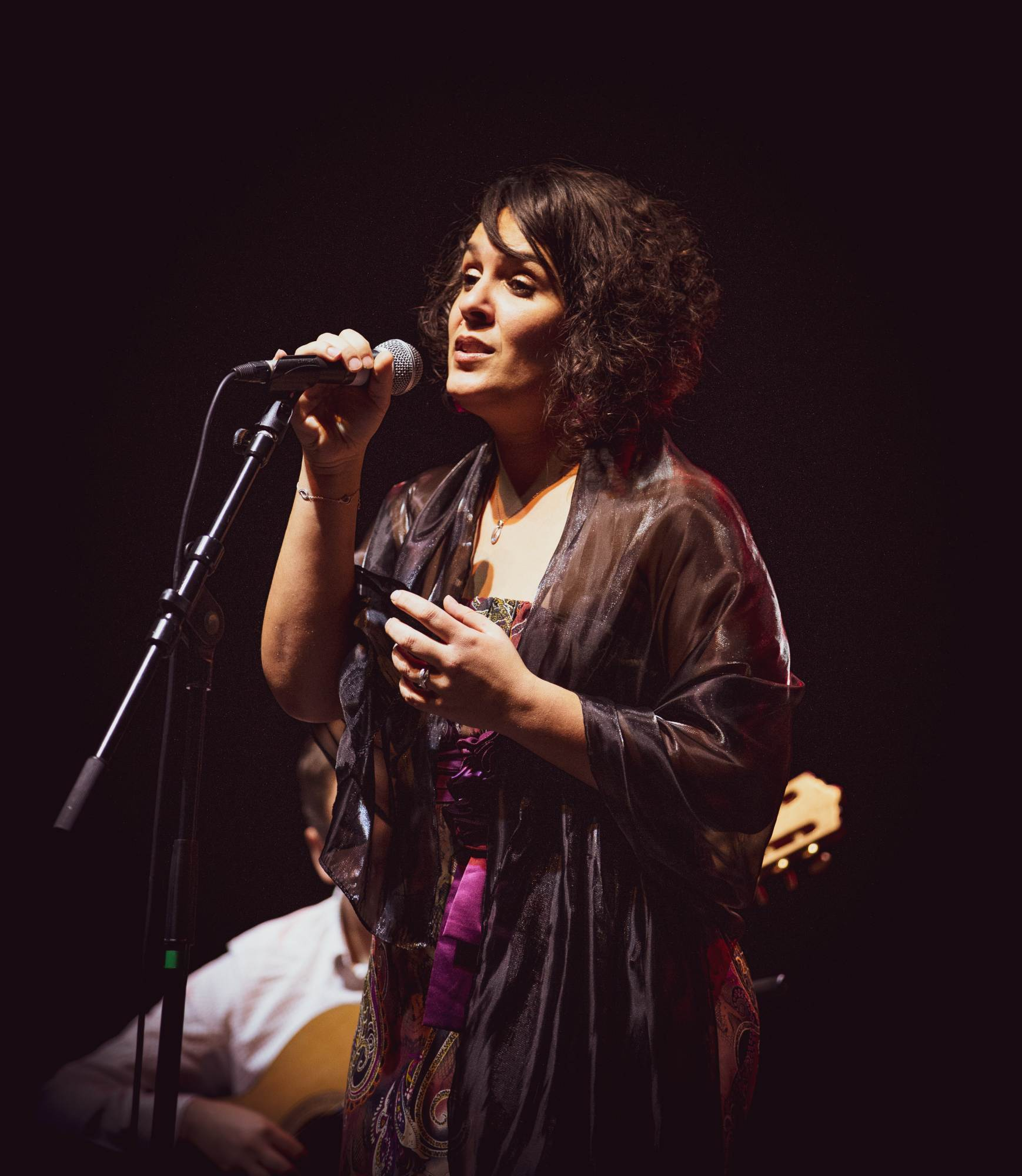 Anabela, chanteuse de Fado