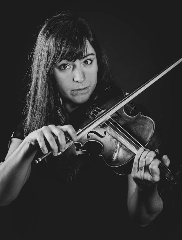 Juliette Delachaux, violon
