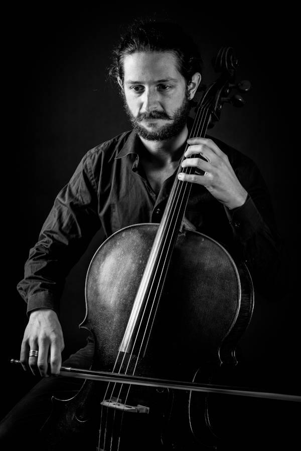 Marceau BEYER, violoncelle